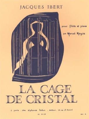 La cage de cristal Histoires n° 8 - Flûte piano IBERT laflutedepan