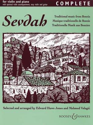 Sevdah - Complete Huws Jones Edward / Velagic Mehmed laflutedepan