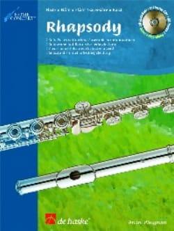 Rhapsody André Waignein Partition Flûte traversière - laflutedepan