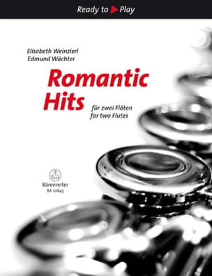 Romantic Hits - 2 Flûtes Partition Flûte traversière - laflutedepan