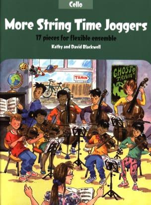 More String Time Joggers - Violoncelle laflutedepan