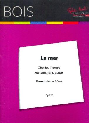 La Mer - Ensemble de Flûtes Charles Trénet Partition laflutedepan