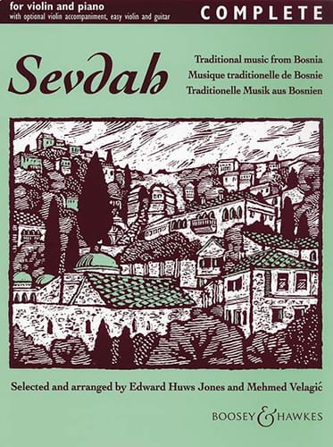 Sevdah - Complete - laflutedepan.com