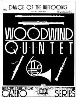 Dance of the Buffoons -Woodwind Quintet RIMSKY-KORSAKOV laflutedepan