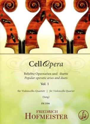 CellOpera Partition Violoncelle - laflutedepan