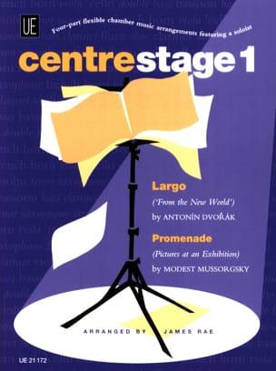 Largo / Promenade - Centrestage 1 laflutedepan