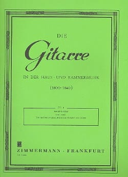Trio für Flöte Violine, Klarinette Viola u. Gitarre laflutedepan