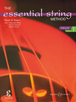 Essential string method, Volume 1 - Cello laflutedepan
