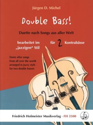 Double Bass! Partition Contrebasse - laflutedepan