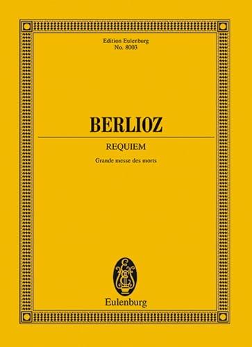 Requiem Grande messe des morts - BERLIOZ - laflutedepan.com