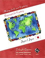 Les Saisons Japonaises Volume 1 Takashi Ogawa Partition laflutedepan
