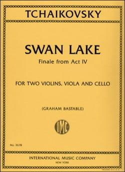 TCHAIKOVSKY - Swan Lake - Partition - di-arezzo.co.uk