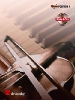 Concertino En Fa Maj. Op.7 Adolf Huber Partition laflutedepan