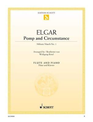 Pomp And Circumstance - Flûte ELGAR Partition laflutedepan