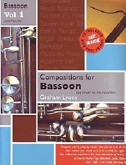 Compositions for Bassoon - Vol. 1 Graham Lyons Partition laflutedepan