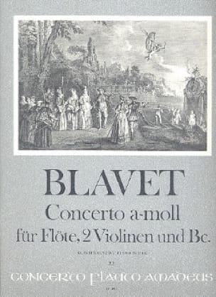 Concerto a-moll f. Flöte - Flöte Klavier - laflutedepan.com