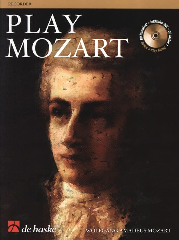 Play Mozart - Recorder - MOZART - Partition - laflutedepan.com