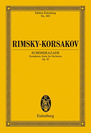 Scheherazade Op. 35 - Conducteur RIMSKY-KORSAKOV laflutedepan