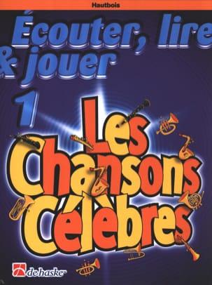 Ecouter Lire et Jouer - Les Chansons Célèbres Volume 1 - Hautbois laflutedepan
