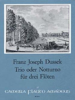 Trio oder Notturno - 3 Flöten laflutedepan