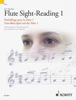 Flute Sight Reading - 1 Kember John / Ramsden Catherine laflutedepan