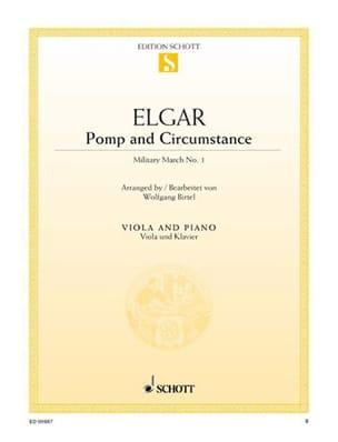 Pomp And Circumstance - Alto ELGAR Partition Alto - laflutedepan