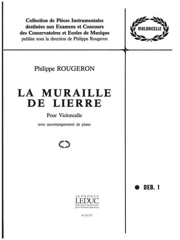 La muraille de lierre - Philippe Rougeron - laflutedepan.com