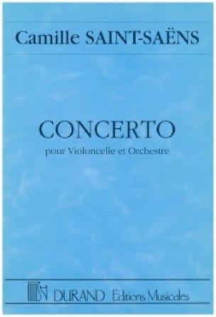 Concerto Violoncelle n° 1 op. 33 - Conducteur - laflutedepan.com