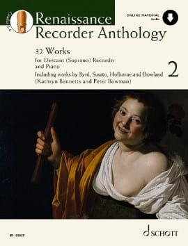 Renaissance Recorder Anthology Vol. 2 - laflutedepan.com