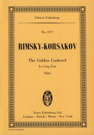 Suite Le coq d'or RIMSKY-KORSAKOV Partition laflutedepan