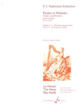 Etudes et Préludes - Volume 1 laflutedepan