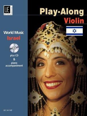 Play-Along Israel - Violon / Piano laflutedepan