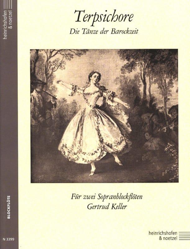 Die Tänze Der Barockzeit - 2 Fl. à Bec Sopra - laflutedepan.com
