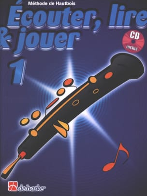 Ecouter Lire et Jouer - Méthode Volume 1 - Hautbois laflutedepan