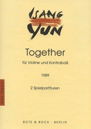 Together Isang Yun Partition 0 - laflutedepan