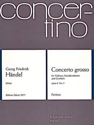 Concerto Grosso op. 6 n° 7 - Violinen Streichorchester - laflutedepan.com