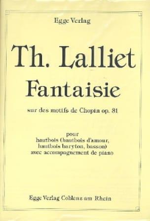 Fantaisie Sur des Motifs De Chopin - laflutedepan.com