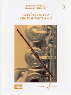 La Flûte de A à Z - Volume 3 laflutedepan