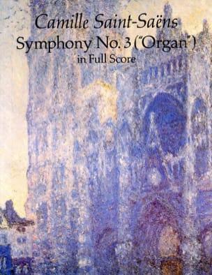 Symphonie n° 3 avec Orgue - Conducteur SAINT-SAËNS laflutedepan