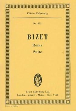Roma - BIZET - Partition - Petit format - laflutedepan.com