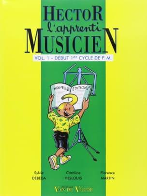 Hector, L'apprenti Musicien - Volume 1 laflutedepan