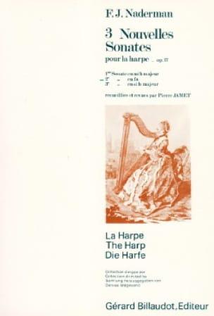 3 Nouvelles sonates : n° 2 op. 17 en fa Majeur - laflutedepan.com