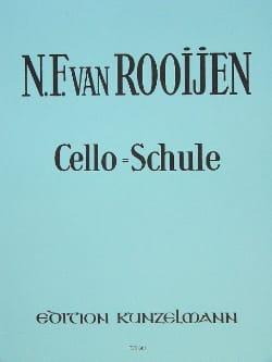 Schule für das Violoncellospiel - N. F. van Rooijen - laflutedepan.com