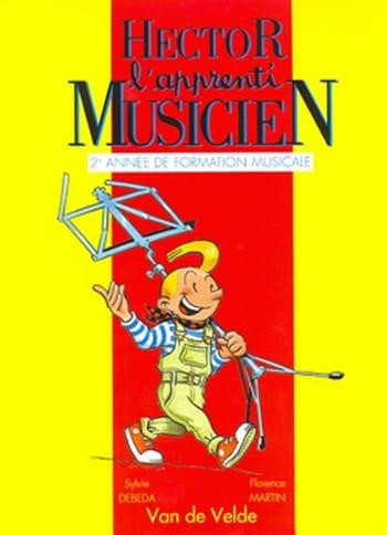 Hector, L'apprenti Musicien - Volume 2 - laflutedepan.com