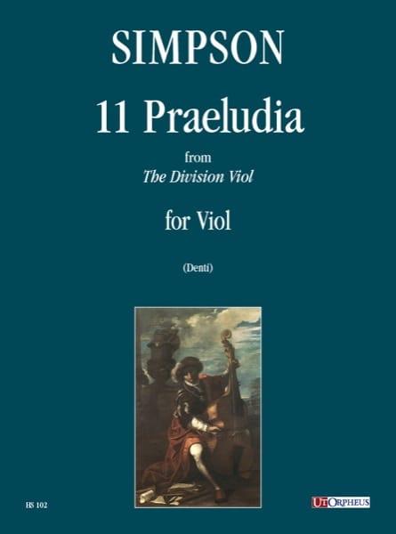 11 Preludes from The Division Viol - laflutedepan.com