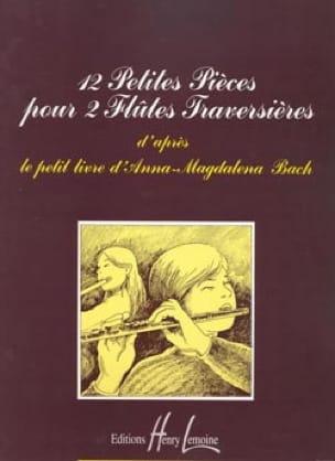 12 Petites pièces pour 2 Flûtes - laflutedepan.com
