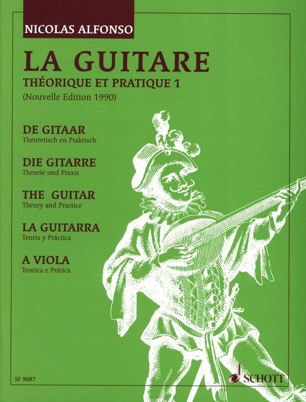 La Guitare Théorique et Pratique - Volume 1 - laflutedepan.com