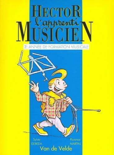 Hector, L'apprenti Musicien - Volume 3 - laflutedepan.com