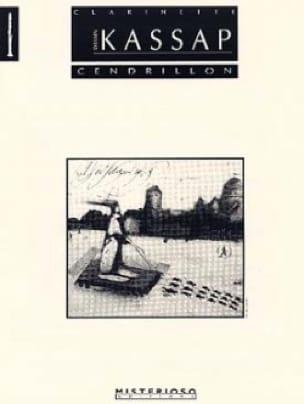 Cendrillon - Sylvain Kassap - Partition - laflutedepan.com