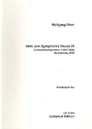 Vers une Symphonie fleuve IV - Partitur - laflutedepan.com